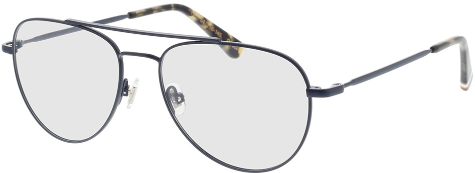 Picture of glasses model Superdry SDO Academi 007 blue 54-16 in angle 330