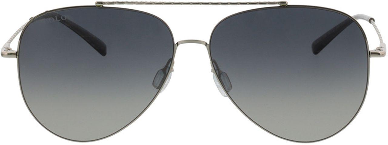 Picture of glasses model Bolon BL8076 C90 59-13 in angle 0