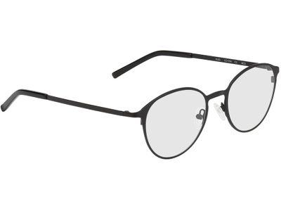 Brille Troyes-schwarz