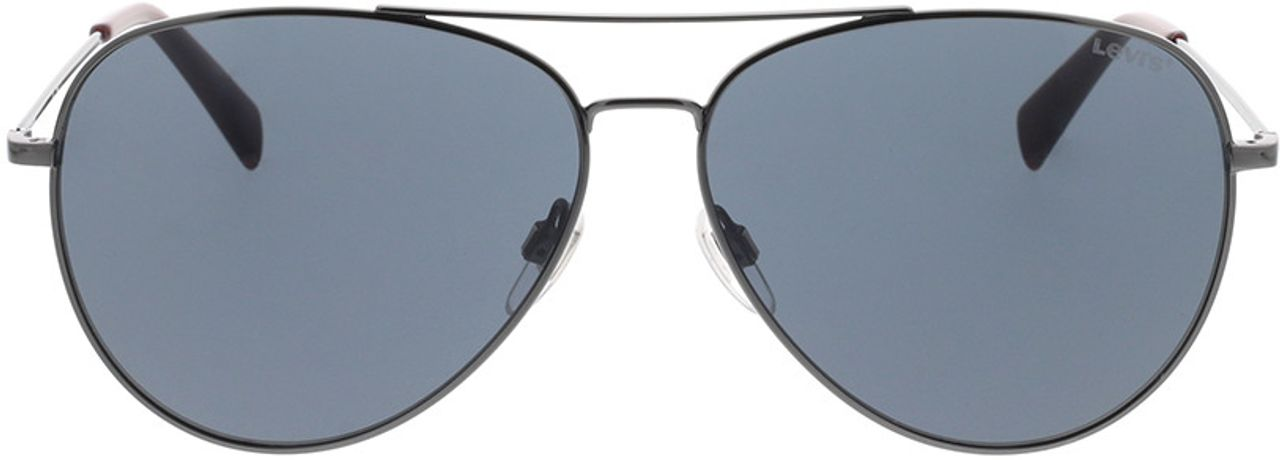 Picture of glasses model Levi's LV 1006/S 9N2 60-13 in angle 0