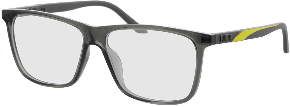 Picture of glasses model Puma PU0334O-002 in angle 330