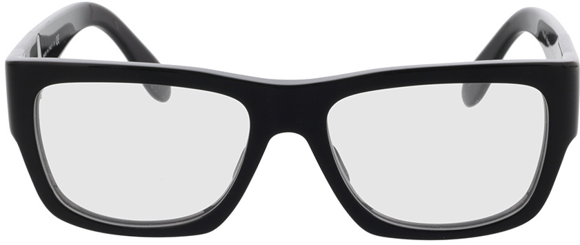 Picture of glasses model Ray-Ban RX5487 2000 54 in angle 0