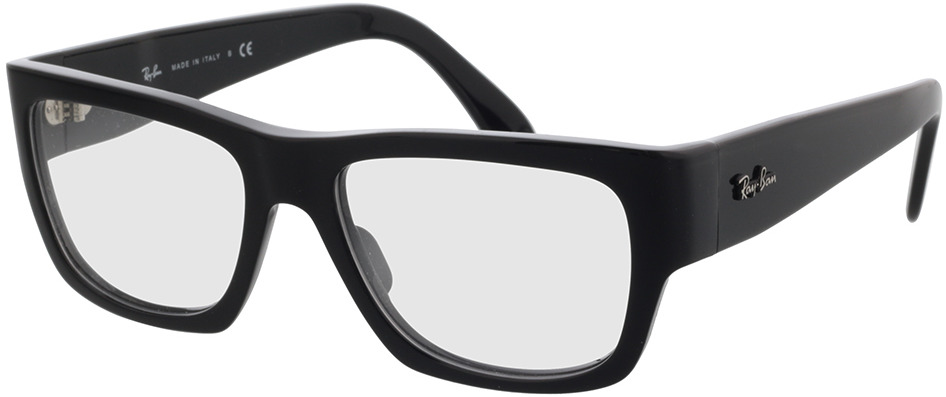 Picture of glasses model Ray-Ban RX5487 2000 54 in angle 330