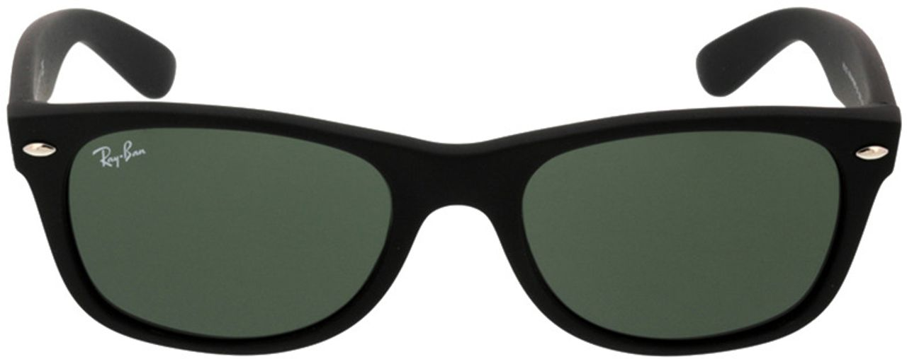 Picture of glasses model Ray-Ban New Wayfarer RB2132 622 52-18 in angle 0