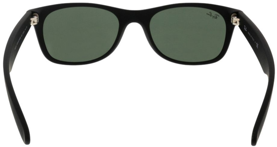 Picture of glasses model Ray-Ban New Wayfarer RB2132 622 52-18 in angle 180