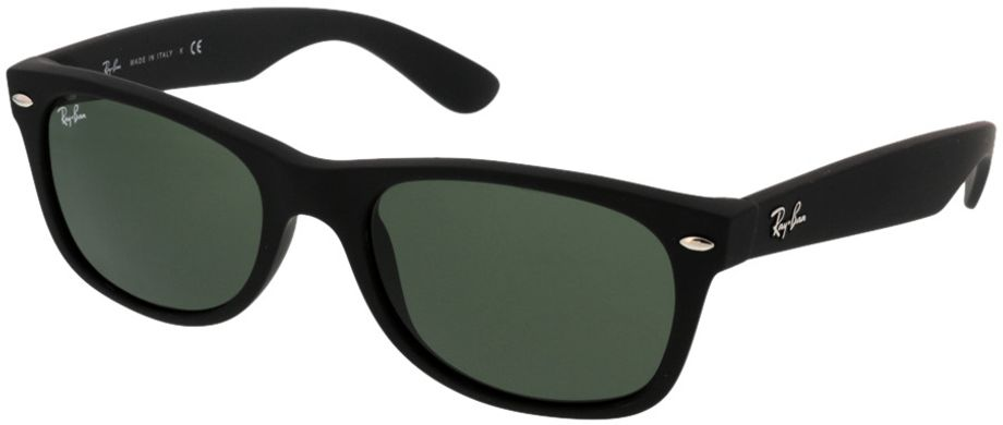 Picture of glasses model Ray-Ban New Wayfarer RB2132 622 52-18 in angle 330