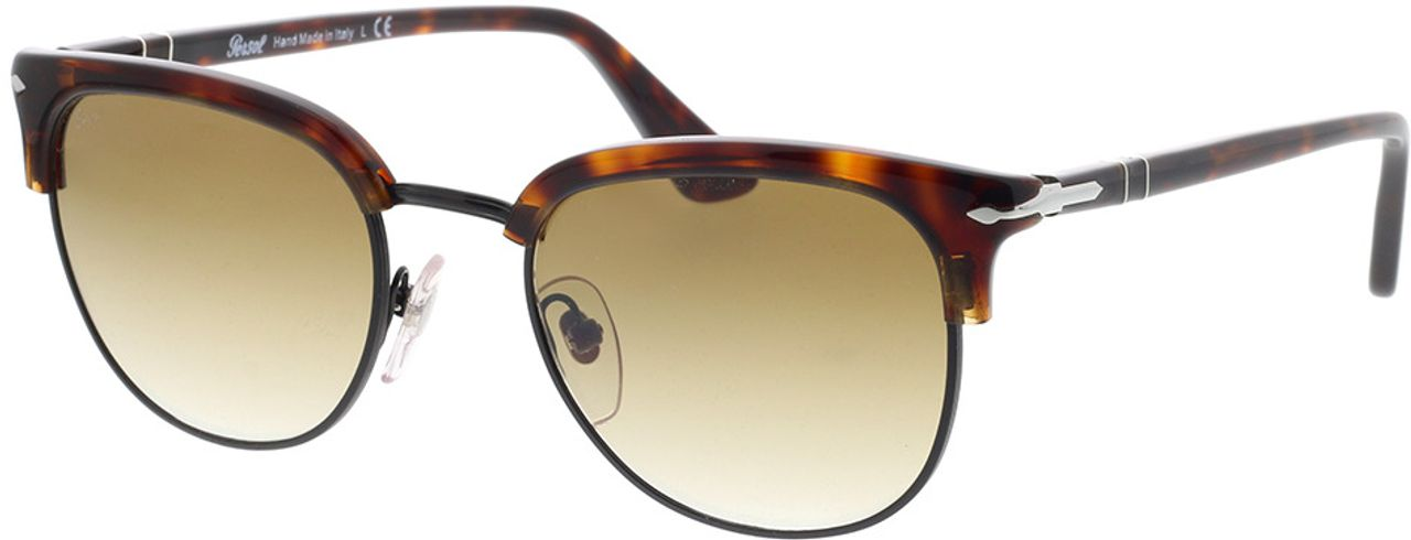 Picture of glasses model Persol PO3105S 112751 51-20 in angle 330