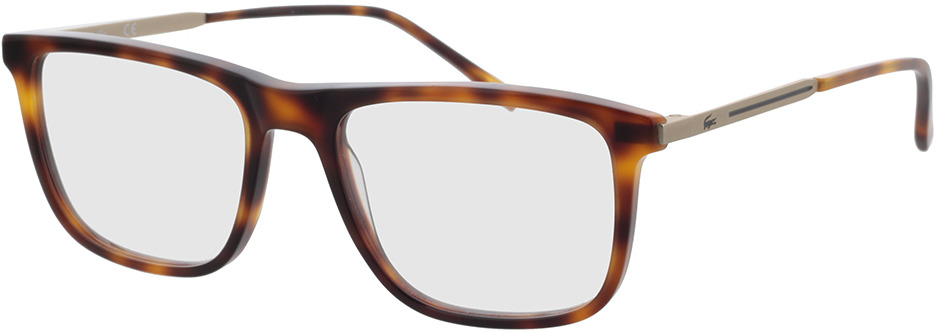 Picture of glasses model Lacoste L2871 214 54-18 in angle 330