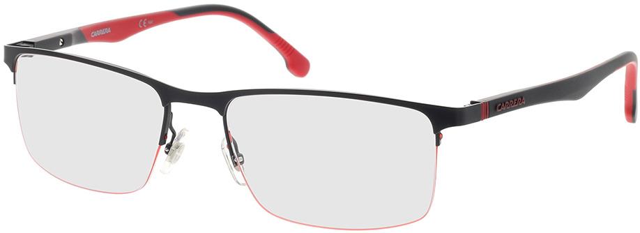 Picture of glasses model Carrera CARRERA 8843 003 56-19 in angle 330