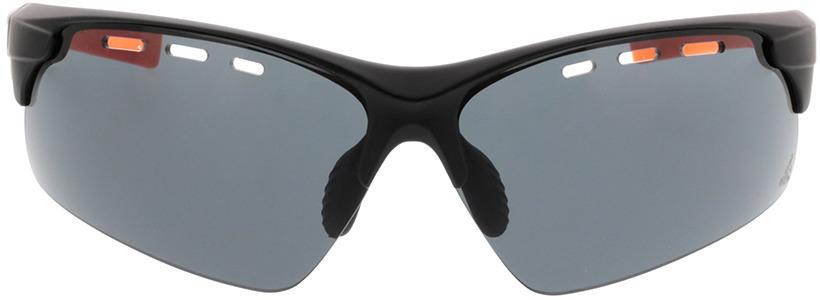 Picture of glasses model Superdry SDS Sprint 104 schwarz/orange 62-15 in angle 0