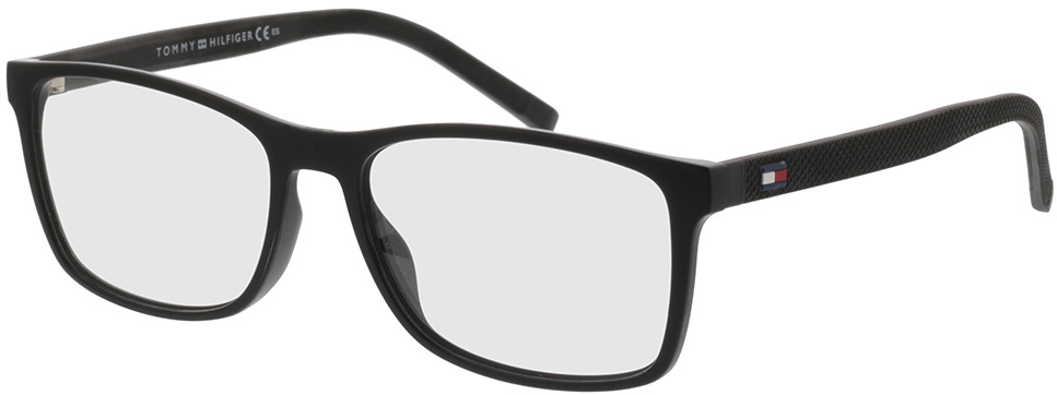 Picture of glasses model Tommy Hilfiger TH 1785 003 55-17 in angle 330
