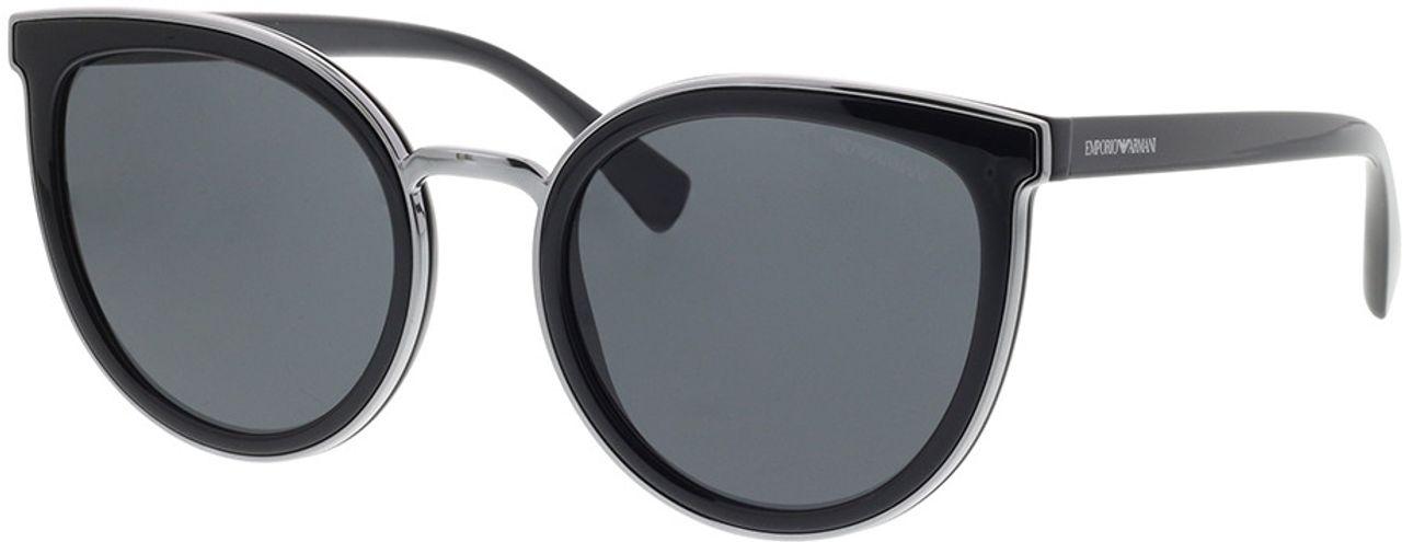 Picture of glasses model Emporio Armani EA4135 501787 54-22 in angle 330