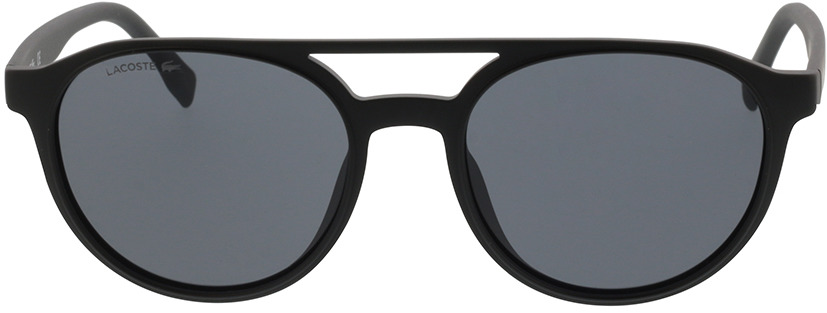 Picture of glasses model Lacoste L881S 001 52-18 in angle 0