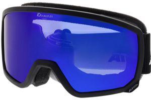 Skibrille SCARABEO S HM Black MIRROR Blue