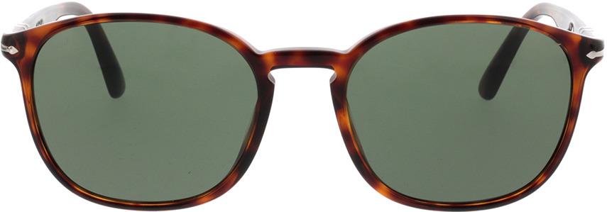 Picture of glasses model Persol PO3215S 24/31 57-20 in angle 0