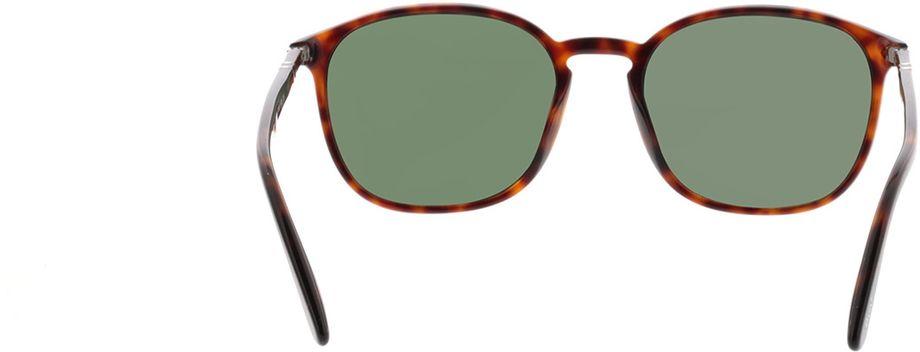 Picture of glasses model Persol PO3215S 24/31 57-20 in angle 180