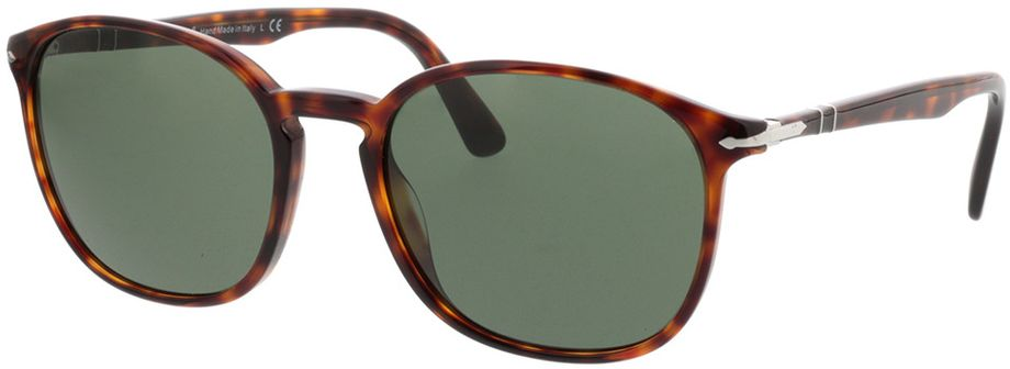 Picture of glasses model Persol PO3215S 24/31 57-20 in angle 330