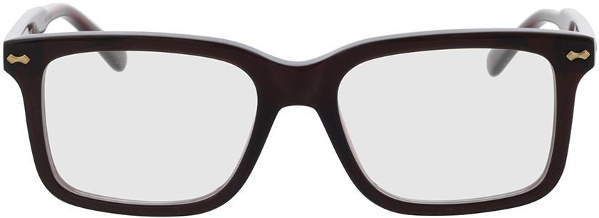 Picture of glasses model Gucci GG0914O-003 54-18 in angle 0