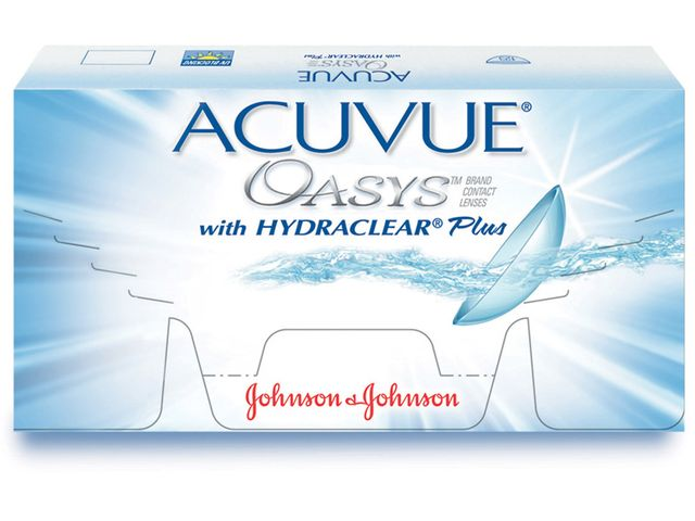 Acuvue Oasys with Hydraclear Plus 6er Box