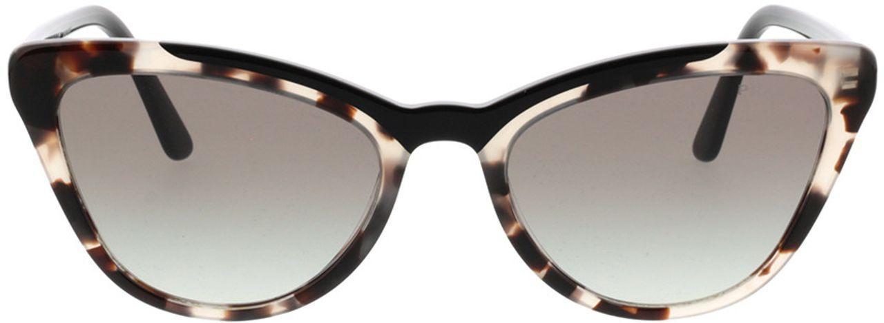 Picture of glasses model Prada PR 01VS 3980A7 56-20 in angle 0