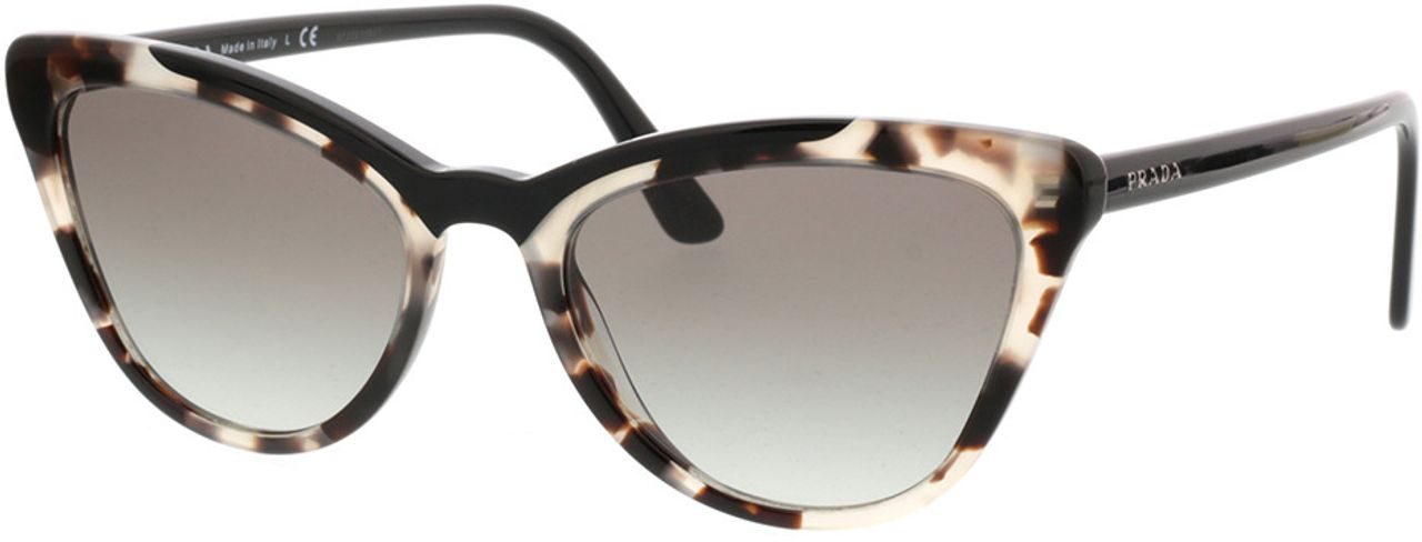 Picture of glasses model Prada PR 01VS 3980A7 56-20 in angle 330