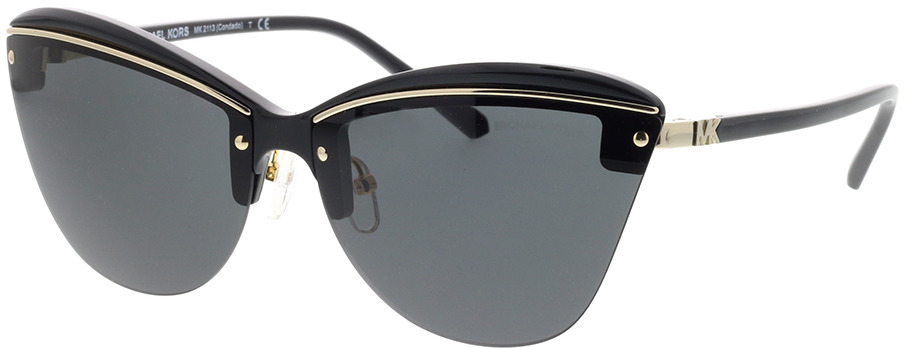 Picture of glasses model Michael Kors Condado MK2113 333287 66-13 in angle 330