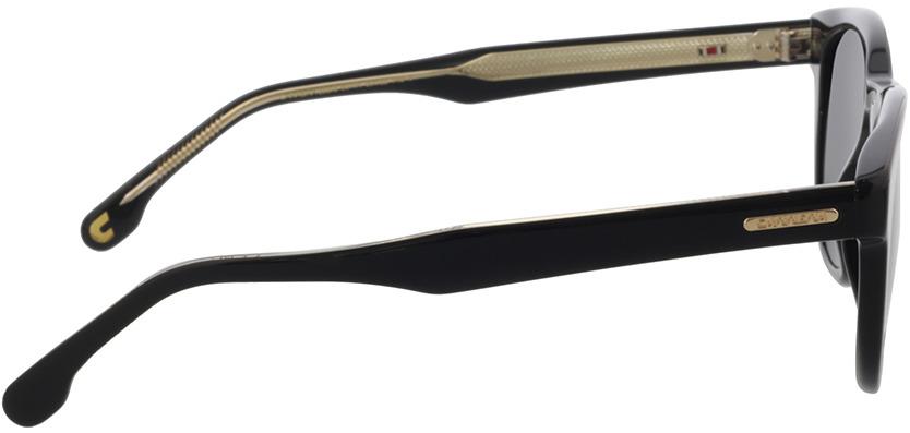 Picture of glasses model Carrera CARRERA 252/S 807 50-22 in angle 90