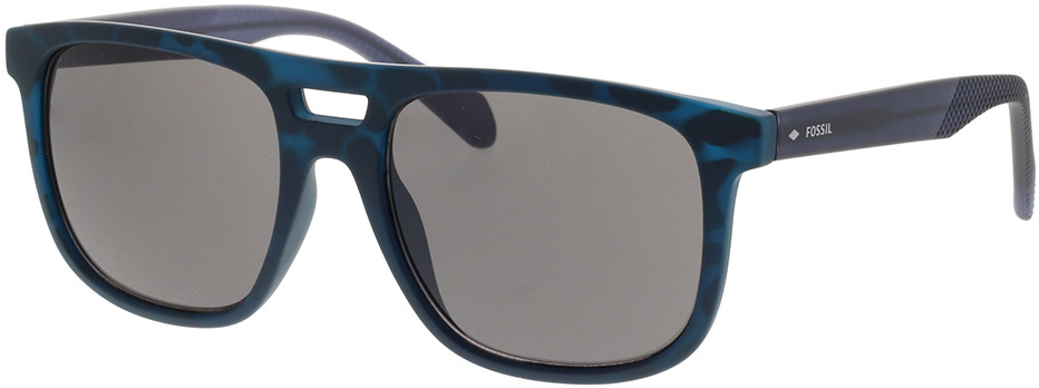 Picture of glasses model Fossil FOS 3096/G/S U1F 54-18 in angle 330