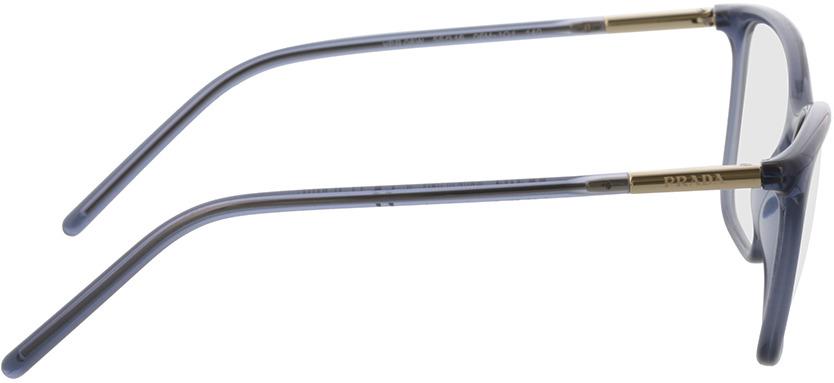 Picture of glasses model Prada PR 08WV 06M1O1 55-16 in angle 90