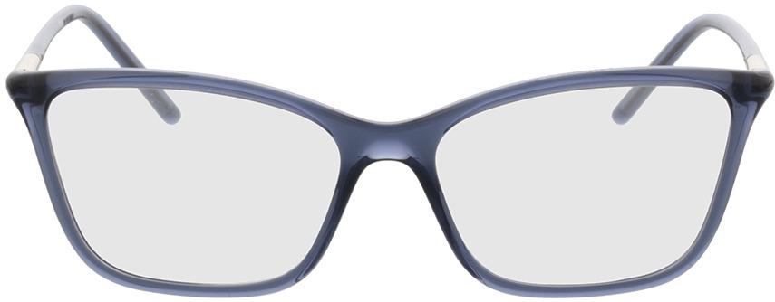 Picture of glasses model Prada PR 08WV 06M1O1 55-16 in angle 0