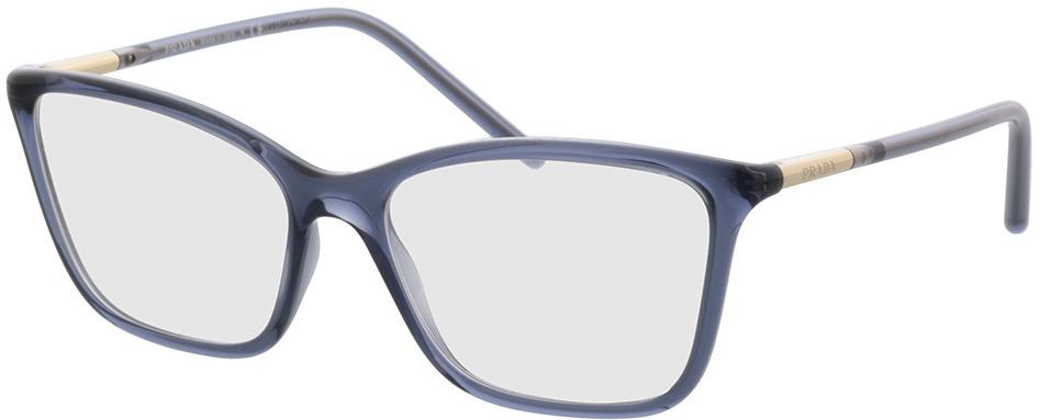 Picture of glasses model Prada PR 08WV 06M1O1 55-16 in angle 330