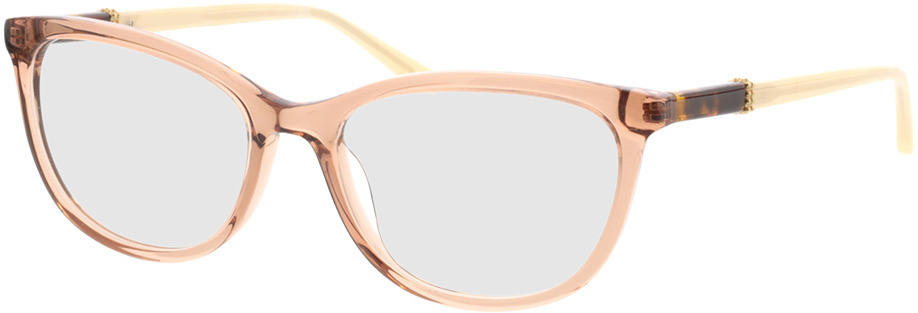 Picture of glasses model Chloe-transparent braun in angle 330