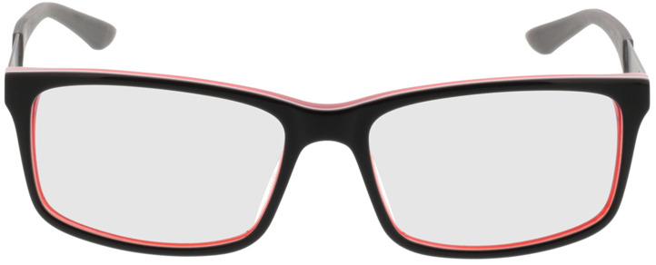 Picture of glasses model Puma PU0074O 007 56-17 in angle 0