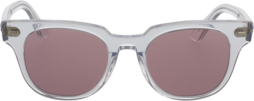 Picture of glasses model Ray-Ban Meteor RB2168 912/Z0 50-20 in angle 0