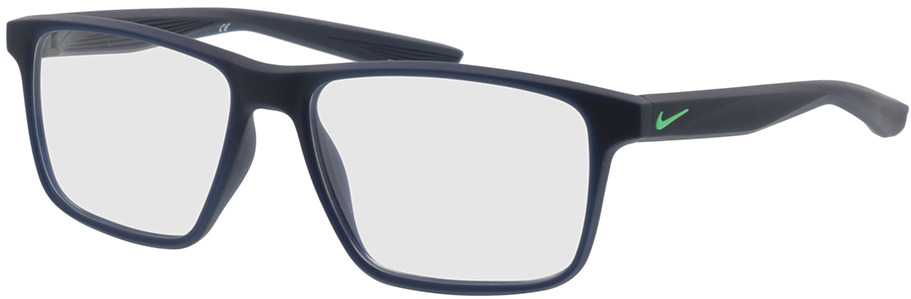 Picture of glasses model Nike 5002 400 51-15 in angle 330