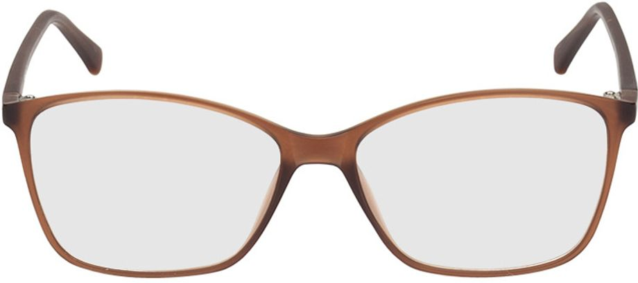 Picture of glasses model Sagres-braun in angle 0