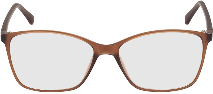 Picture of glasses model Sagres bruin in angle 0