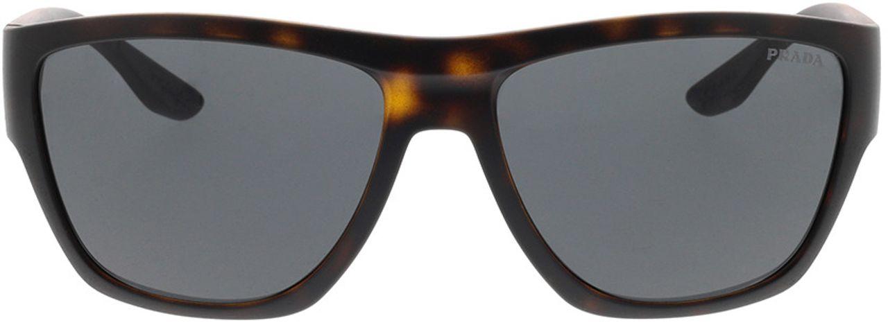 Picture of glasses model Prada Linea Rossa PS 08VS 56406F 59-16 in angle 0