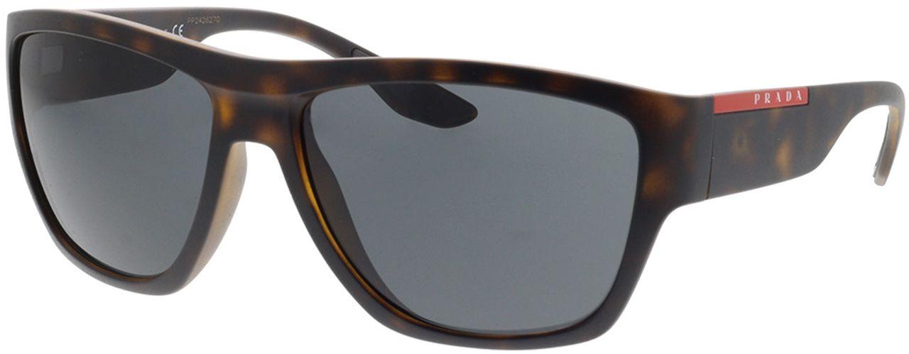 Picture of glasses model Prada Linea Rossa PS 08VS 56406F 59-16 in angle 330