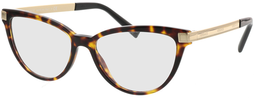 Picture of glasses model Versace VE3271 108 54-16 in angle 330