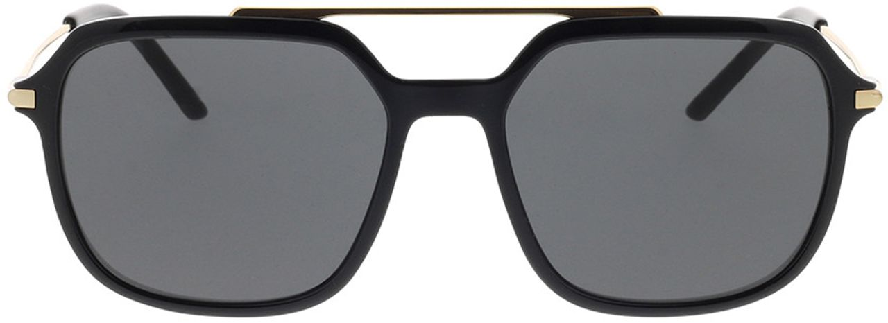 Picture of glasses model Dolce&Gabbana DG6129 501/87 56-18 in angle 0
