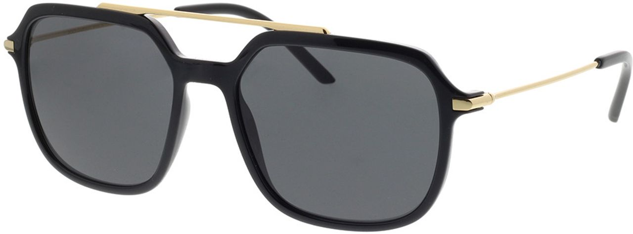 Picture of glasses model Dolce&Gabbana DG6129 501/87 56-18 in angle 330