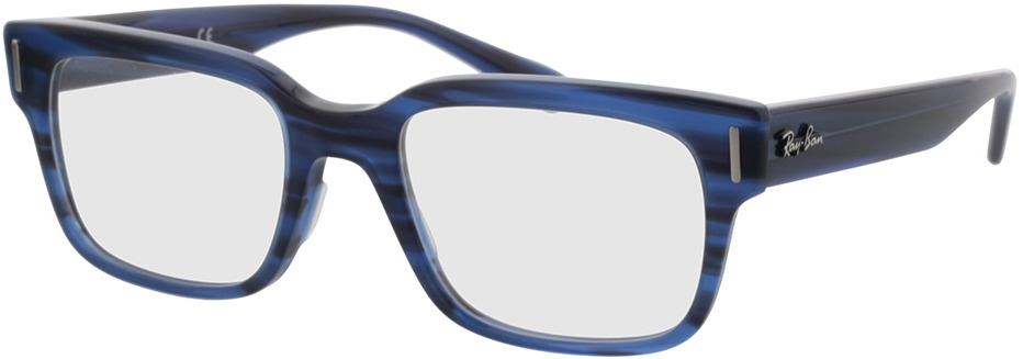 Picture of glasses model Ray-Ban RX5388 8053 53-20 in angle 330