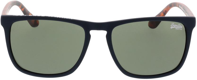 Picture of glasses model Superdry SDS Shockwave 106 blau/havanna 55-17 in angle 0