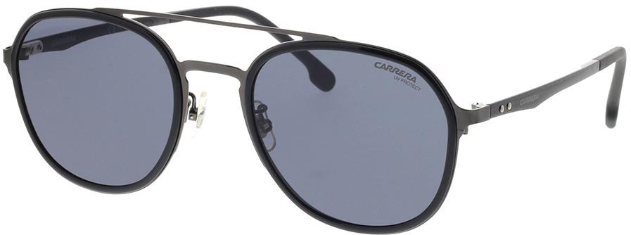 Picture of glasses model Carrera CARRERA 8033/GS V81 54-22 in angle 330