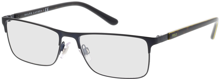 Picture of glasses model Polo Ralph Lauren PH1199 9303 53-16 in angle 330