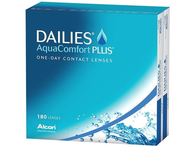 Dailies AquaComfort Plus 180er Box