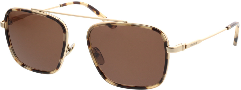 Picture of glasses model Calvin Klein CK38103 244 55-18 in angle 330