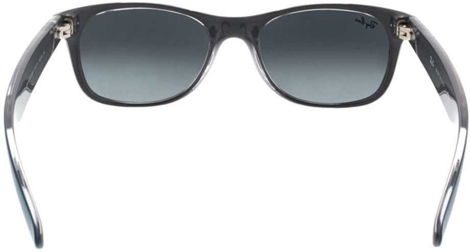 Picture of glasses model Ray-Ban New Wayfarer RB2132 619171 52-18 in angle 180
