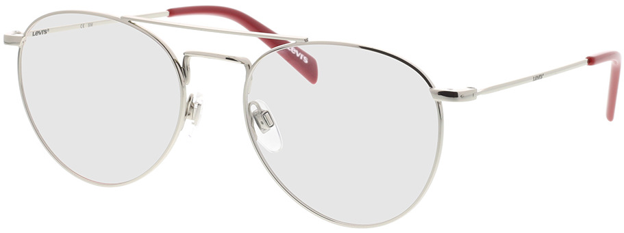 Picture of glasses model Levi's LV 1006 010 54-19 in angle 330